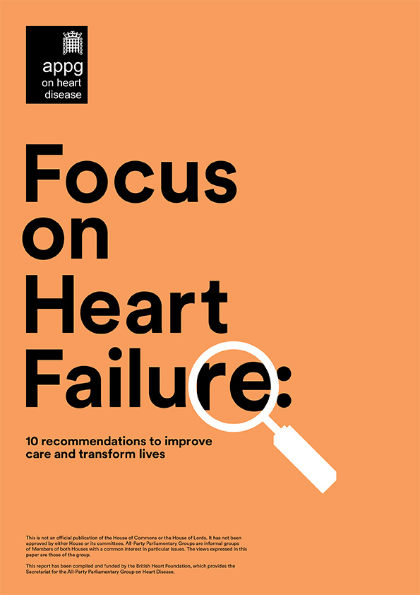 APPG Focus on Heart Failure