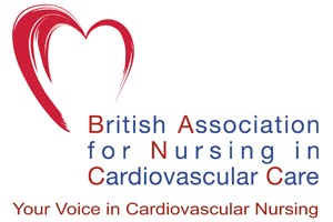 British Association for Nursing in Cardiovascular Care. A Member of Alliance for Heart Failure.